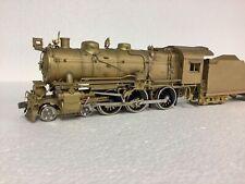 HO Brass Pennsylvania RR G-5 4-6-0. Westside Model Analog