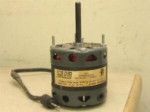 MARS 09917 Refrigeration Fan Motor Shaded Pole 1/20Hp 115V 1550RPM
