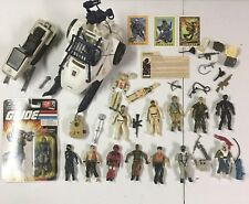 New ListingVintage Hasbro Gi Joe Arah 80s ; Vehicles, Figures And Accessories Lot.