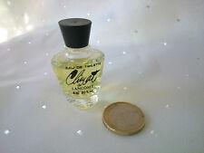 Miniature de parfum ancienne perfume CLIMAT de Lancôme