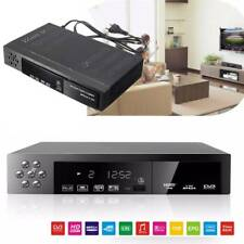 Full 1080P DVB-T2+S2 Video Broadcast Satellite Receiver Box TV HDTV COMBO EU+UK