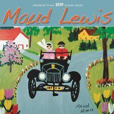 2019 Maud Lewis Mini Wall Calendar, More Folk Art by Wyman Publishing