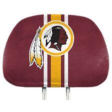 Washington Redskins Printed Head Rest Covers