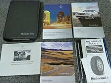 2010 Mercedes C-Class Owners Manual for Vehicle C Class 230 330 C230 C330