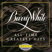 Barry White All Time Greatest CD MERCURY