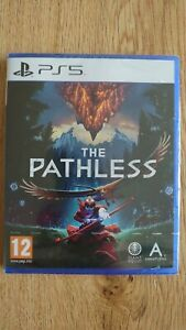 NEW THE PATHLESS PS5 unopened adventure rpg action open world