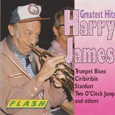 Harry James Greatest Hits (trumpet Blues, Ciribiribin) champignon Flash CD
