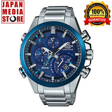 Casio EDIFICE EQB-501DB-2AJF Bluetooth Watch iPhone Galaxy JAPAN EQB-501DB-2A