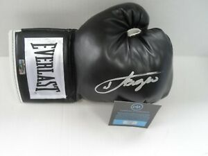 JOE FRAZIER AUTOGRAPH SIGNED BOXING GLOVE WITH COA