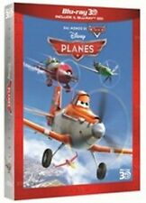 Blu Ray PLANES - (3D) (Blu-Ray+Blu-Ray 3D) 2013 ......NUOVO