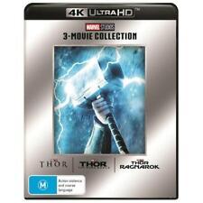 Thor 3 Movie Collection 4k Ultra HD UHD Dark World Ragnarok