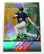 2011 Leaf Valiant Draft Anthony Rendon #AR1 Autograph Auto
