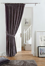 Just Contempo Solid Pattern Curtains & Pelmets