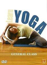 Learn Yoga - Beginners Class - Posture - Health & Wellbeing - Body Shape - DVD