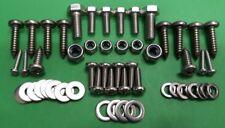 Land Rover Defender 90 / 110 Radiator Grill / Chaff Guard / Baffle Plate Screws