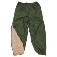Orig.Britische Armee Thermohose Soft Trouser Wendehose oliv/sand RV MEDIUM