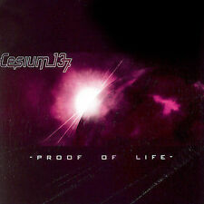 CESIUM: 137 - PROOF OF LIFE (NEW CD)