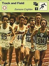 EAMONN COGHLAN 1979 FOCUS ON SPORTS CARD