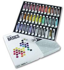 Liquitex Basics Acrylic Paint Set 36 x 22ml