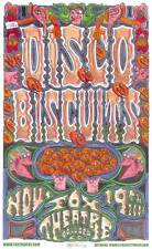Disco Biscuits Wild 2006 Boulder Co Concert Poster