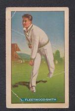 Hoadley's Test Cricketers 1938 No.14 L.Fleetwood Smith - Victoria
