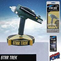 Star Trek Phaser Monitor Mate Bobble Head UK SELLER