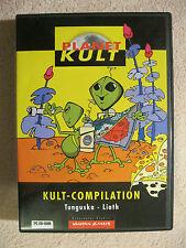 PC CD ROM GIOCO CULTO compilation Tunguska & Liath Modern Games Planet culto