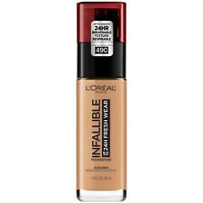 L'Oreal Infallible Up To 24H Fresh Wear 30ml - 490 Golden Amber