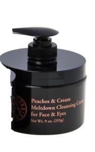 Signature Club Peaches and Cream Meltdown Cleansing  Face & Eyes 9.0 oz PUMP