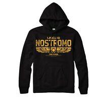 USCSS Nostromo Weyland Yutani Hoodie Alien Top Gift Unisex Adult Kids Hoodie Top