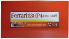 MFH 1/12 Ferrari 330 P4 Closed body 1967 Sarte 24hours race #24 Fulldetail kit