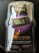 Omron HJ-303 Pocket Pedometer Sport Pedometer  New 3D Smart Sensor Free Ship!