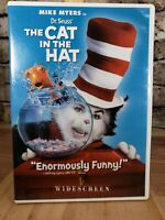 Dr. Seuss The Cat in the Hat DVD