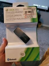 Xbox 360 Bluetooth Headset Mic New