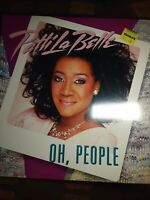 Patti LaBelle - Winner in You (1986) Excellent Vinyl LP • Oh People  in Shrink