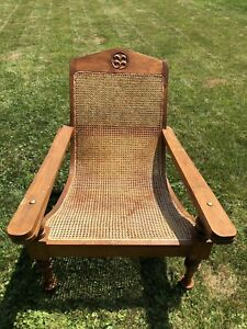 Anglo-Indian Plantation Chair