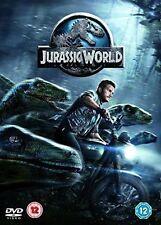 Jurassic World Genuine R2 DVD Chris Pratt Good