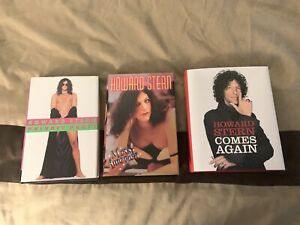 Howard Stern Books : Private Parts, Miss America, Howard Stern Comes Again