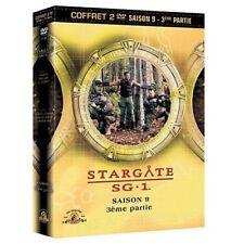 Stargate SG1 saison 9 3ème partie COFFRET DVD NEUF SOUS BLISTER