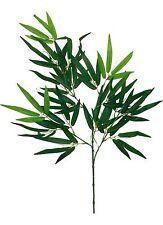 "Bamboo Spray 28"" Tall ~ Filler Greenery Silk Wedding Flowers Centerpieces Decor"