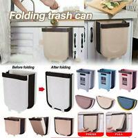 Küchen Wandmontage Mülleimer Abfallsammler Küchenabfalleimer Faltbarer DE