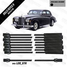 Rolls Royce Silver Shadow Double Silicone HT Leads Made by Powerspark