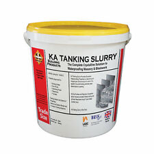 KA Tanking Slurry Grey Water Proofing Wall Sealer Waterproofer 25KG Tub