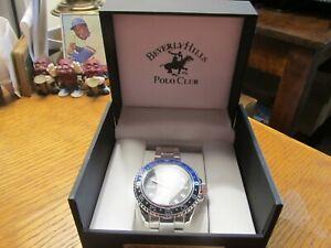 Las Mejores Ofertas En Beverly Hills Polo Club Hombres Relojes De Pulsera Ebay