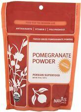 Organic Pomegrante Powder, Navitas Naturals, 8 oz