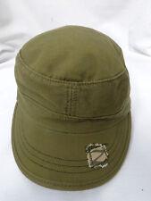 ZILDJIAN DRUMMER APPAREL CAP HAT OLIVE EUC