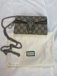 Gucci Purse Authentic Crossbody Chain
