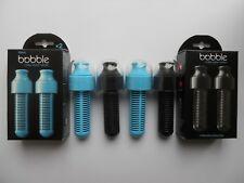 BOBBLE (4) FILTRES A CHARBON DE REMPLACEMENT COULEUR BLEU & NOIR ARTICLES NEUFS