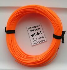 WF-6-F premium Floating Fly Line ALL-PURPOSE Taper (made in England)