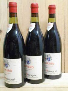 1961 * POUR SES 60 ANS * 1x POMMARD, Galmard-Sauvageot 1961